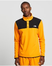 The North Face - TKA Glacier Snap-Neck Pullover