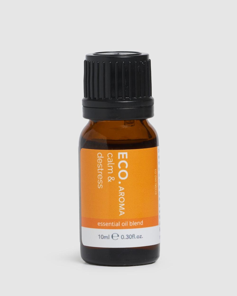 ECO. Modern Essentials Calm & Destress Essential Oil Blend Oils ECO. Blend Australia