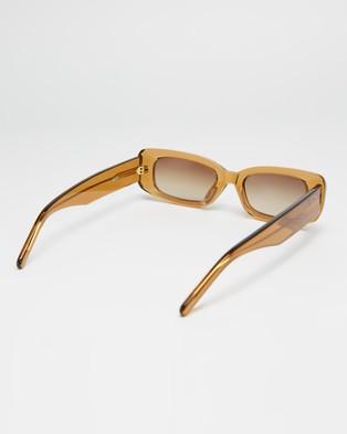 Shevoke Norm - Sunglasses (Crystal Brown)