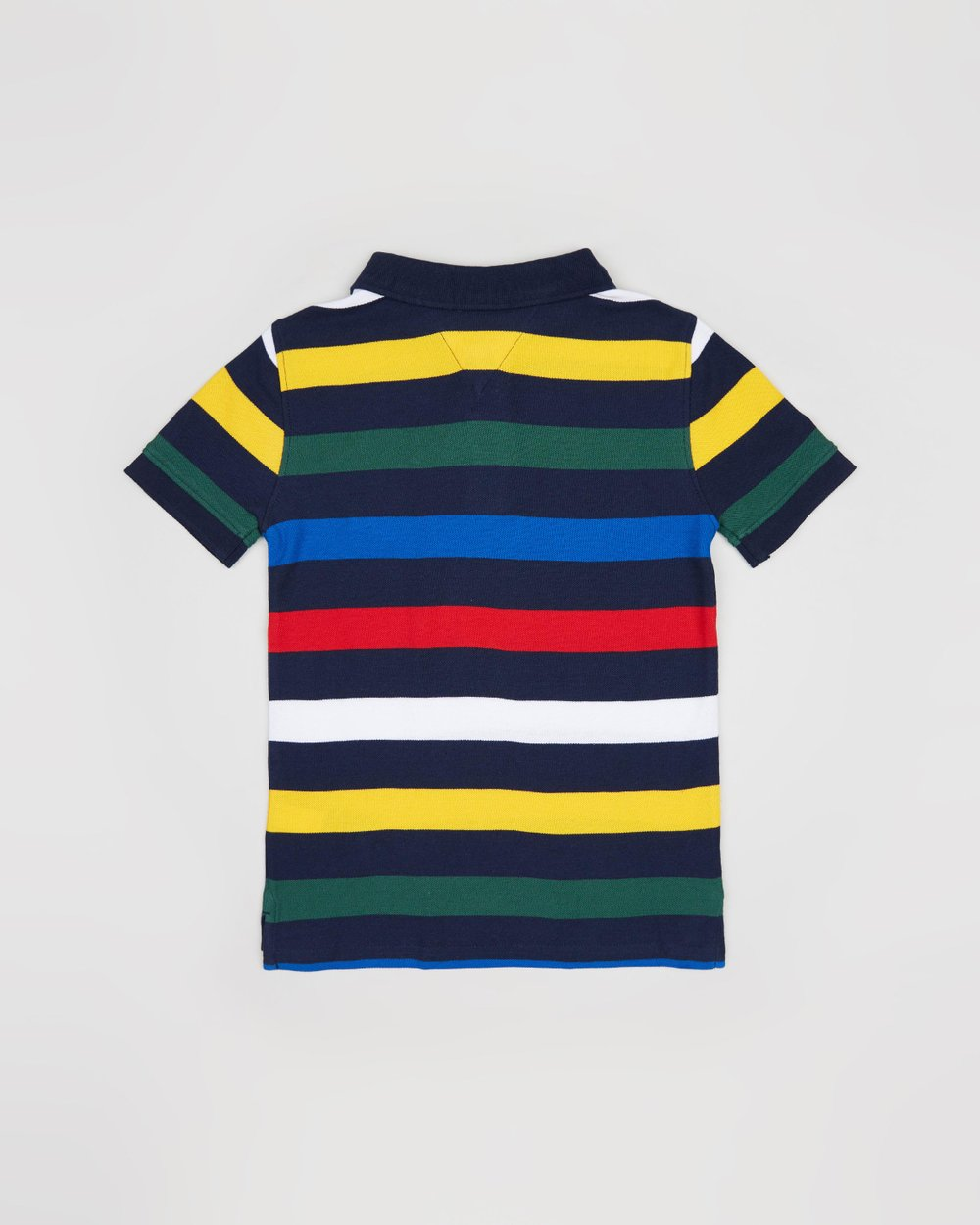5c5fca52400aa4 Essential Striped Short Sleeve Polo - Teens by Tommy Hilfiger Kids Online