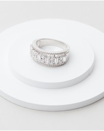 Michael Hill - Ring with Cubic Zirconia