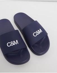 CAMILLA AND MARC - EXCLUSIVE - Logo Slides