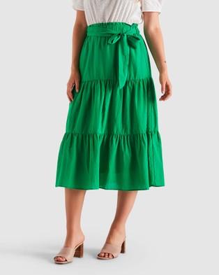 Stella Cruise Skirt - Skirts (Green)