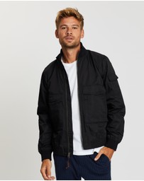 Abercrombie & Fitch - Utility Bomber Jacket