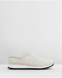 Wings + Horns - Calf Hair Trainers