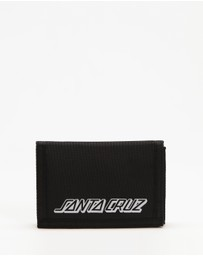 Santa Cruz - MFG Dot Velcro Wallet