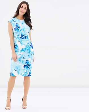Pink Ruby – Orchard Shift Dress