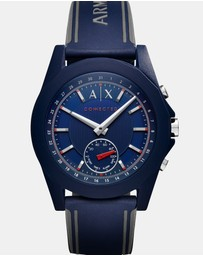 Armani Exchange - Drexler Blue Hybrid Smartwatch