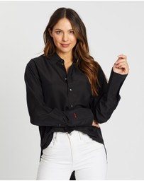 Polo Ralph Lauren - Long Sleeve Silk Shirt