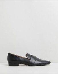 Atmos&Here - Frances Leather Loafers