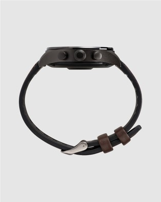 iConnect By Timex iConnect Pro Brown - Fitness Trackers (Brown)