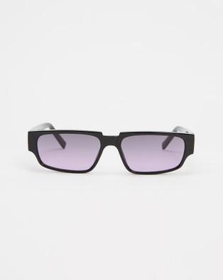 KENDALL + KYLIE Josette - Sunglasses (Shiny Black)