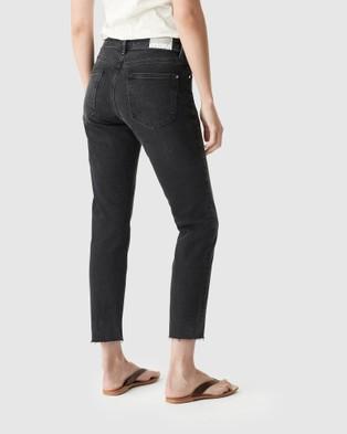 Mavi Viola Jeans - Slim (Smoked Denim)