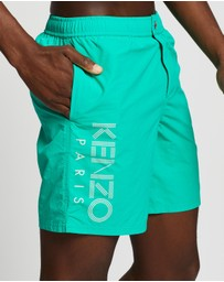 Kenzo - Long Kenzo Paris Swimwear Shorts