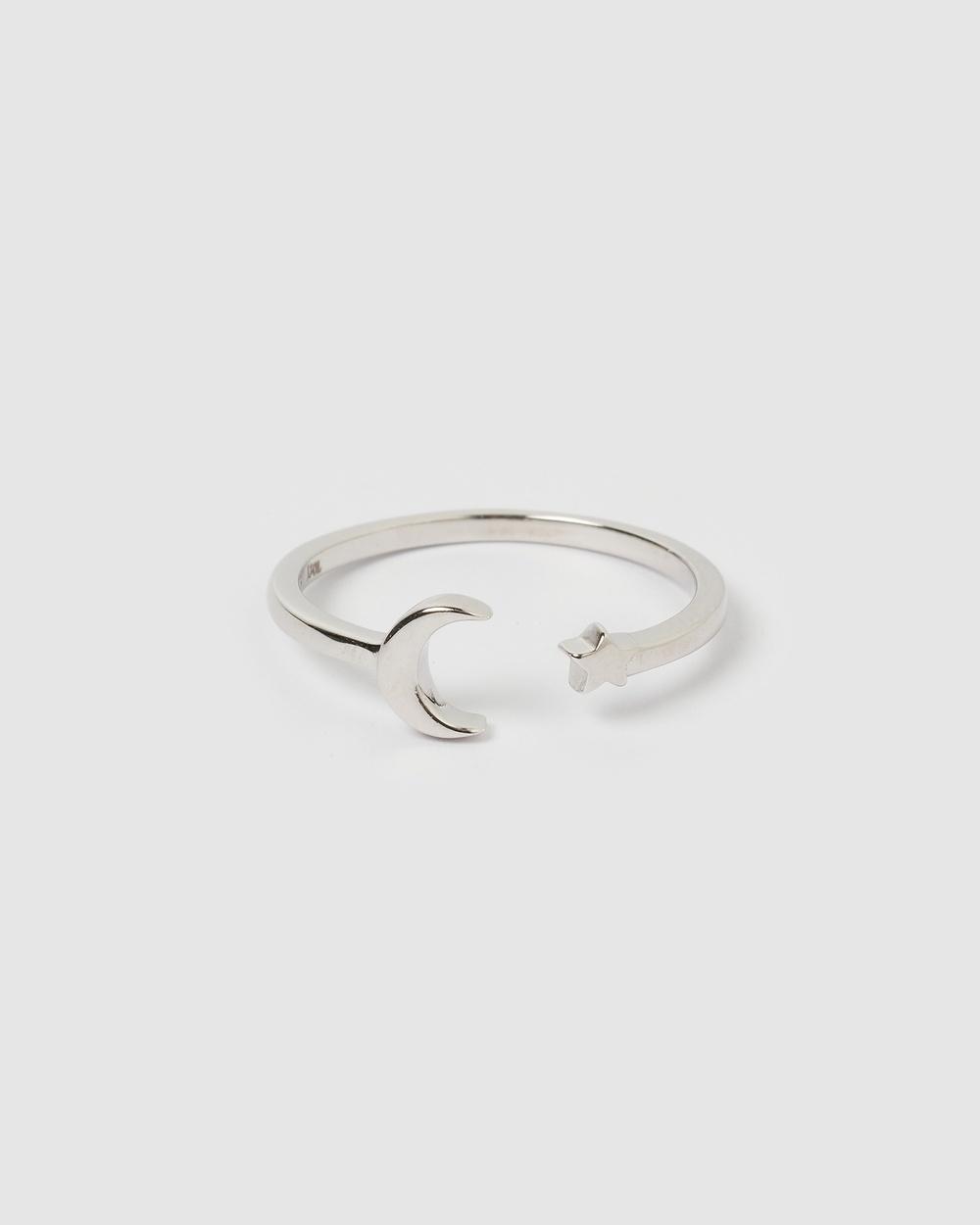 Izoa Turkey Ring Jewellery Silver