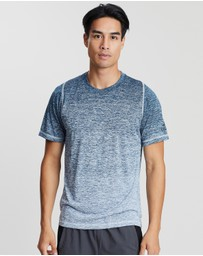 adidas Performance - FreeLift_360 Gradient Graphic Tee - Men's