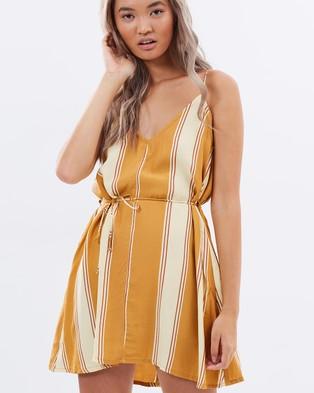 Faithfull – Isola Dress – Dresses (Ivy League Stripe)