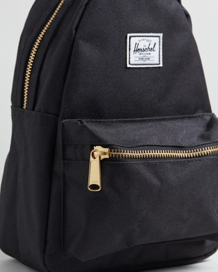 Herschel Nova Mini Backpack - Backpacks (Black)