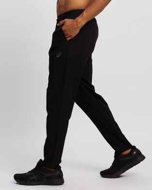 ASICS Stretch Woven Pants - Track Pants (Performance Black)