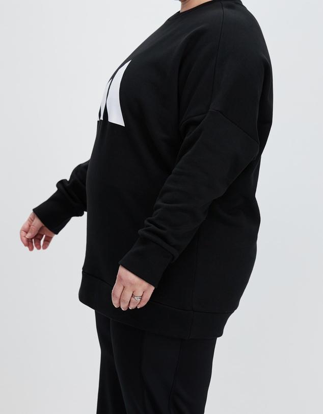Women Plus Sportswear Future Icons Sweatshirt
