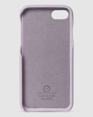 The Horse iPhone SE 2020   The Scalloped iPhone Cover - Tech Accessories (Lavender iPhone SE 2020)