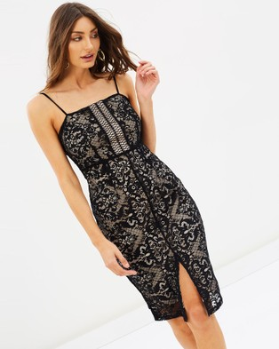 Fresh Soul – Treasure Dress Black