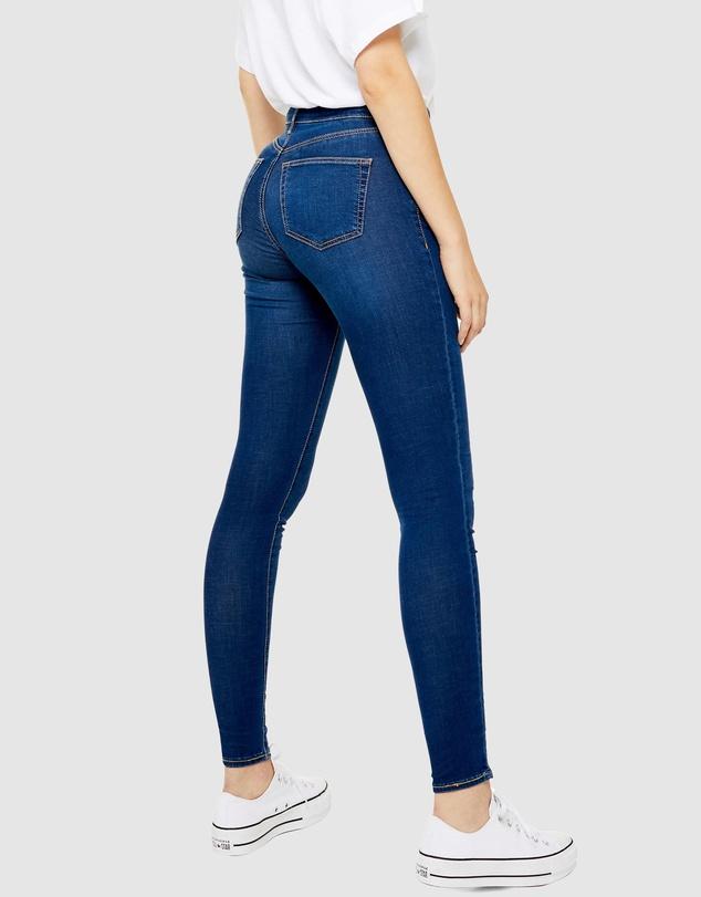 Women PETITE Leigh Skinny Jeans