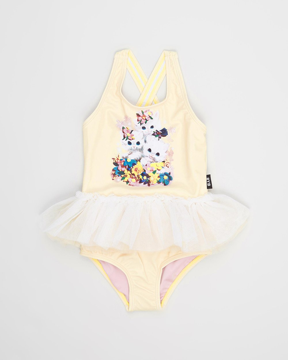 0b3fe0755ecf3 Little Kittens Tulle One-Piece - Babies by Rock Your Baby Online | THE  ICONIC | Australia
