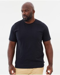 Staple Superior Big & Tall - Staple Big & Tall Crew Tee