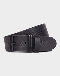 Billabong - Helmsman Leather Belt