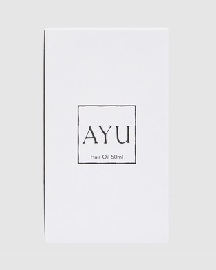 AYU CEREMONY Hair Oil 50ml Beauty N/A