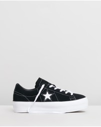 Converse - One Star Platform Ox - Women's