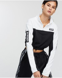 adidas Originals - Cropped Sweatshirt