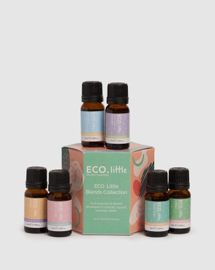 ECO. Modern Essentials Tranquil Diffuser & Little Blends Collection Wellness Multi