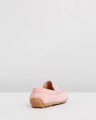 Little Fox Shoes Kensington - Flats (Pink)