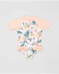 Rip Curl - Mini Coconut Time SS Suit - Kids