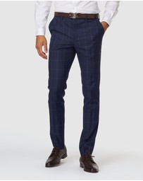 Jack London - Harrow Check Suit Pants
