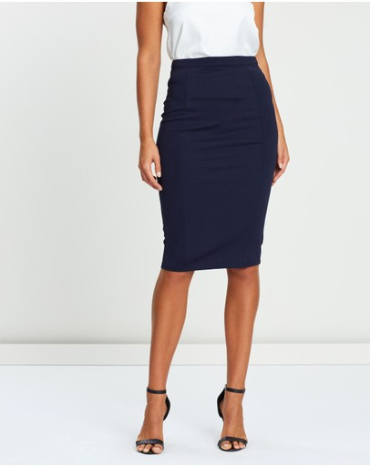 Atmos&Here - Naomi Pencil Skirt