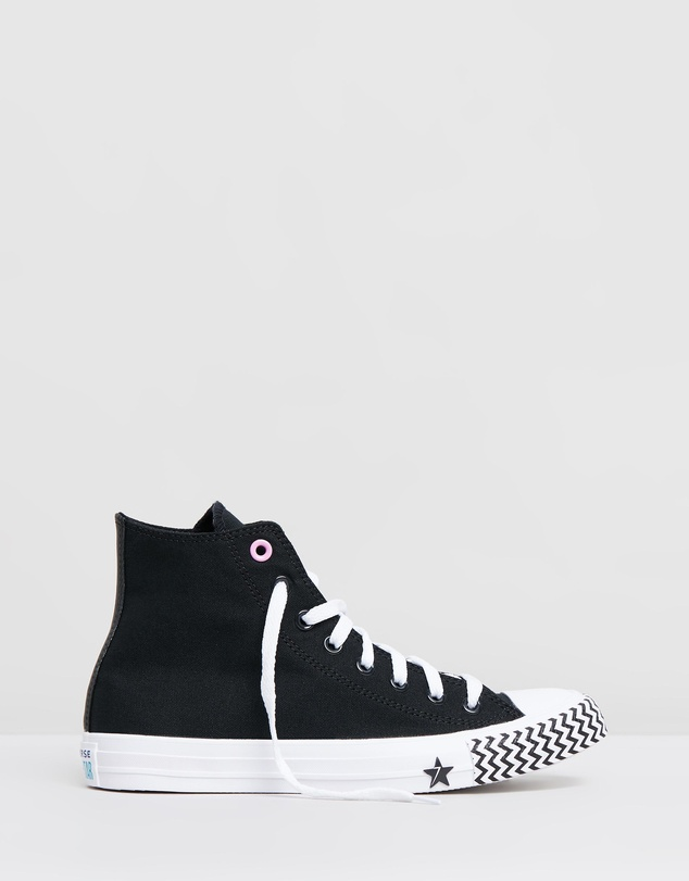 Converse - Chuck Taylor All Star Voltage Hi-Top Sneakers - Women's
