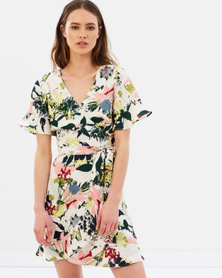 Jillian Boustred – Florence Wrap Dress