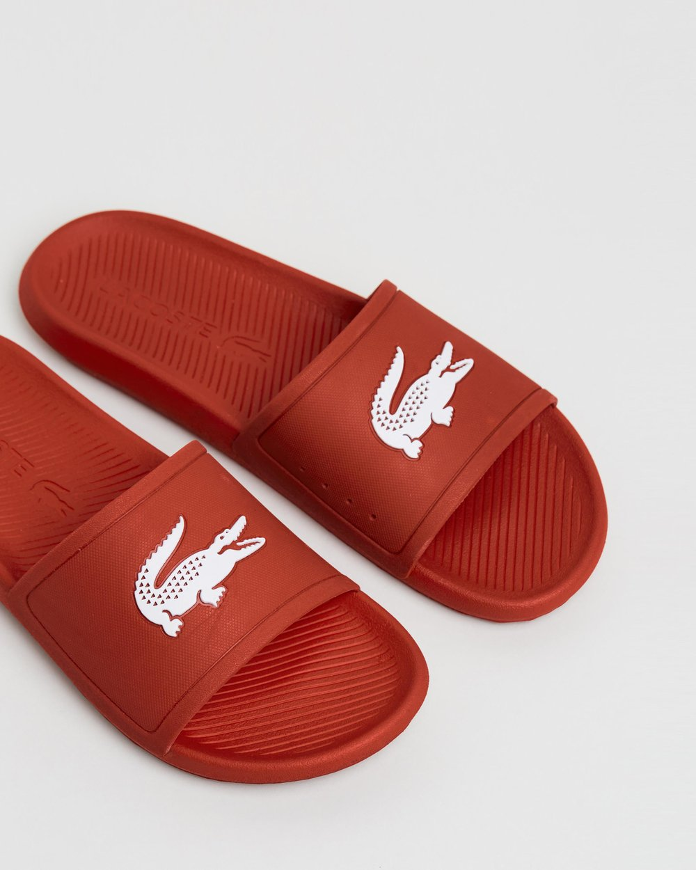 6c1d599ace20 Croco Slides - Men s by Lacoste Online