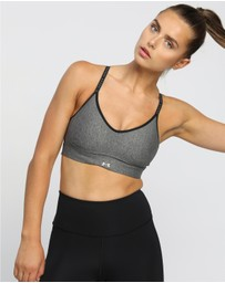 Under Armour - Infinity Low Heather Sports Bra