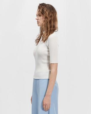 bul Tidal Top - Short Sleeve T-Shirts (White)