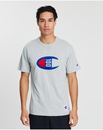 Champion - 100 Year Collection Logo Tee