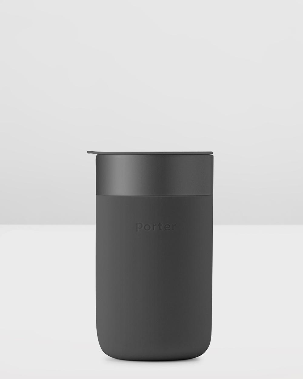 Porter Ceramic Mug 480ml Home Grey