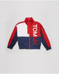 Tommy Hilfiger - Bold Tommy Jacket - Teens