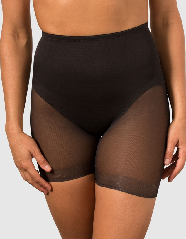 Miraclesuit Shapewear - Sheer Shaping Sheer X-Firm Derriere Lift Boyshorts