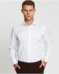3 Wise Men - Twill Tailored Shirt