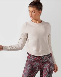 Lorna Jane - Throwover Active Long Sleeve Top