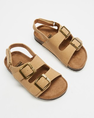 Cotton On Kids - Theo Sandals Casual Shoes (Stone)